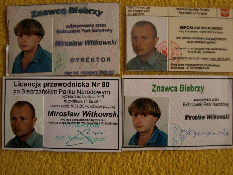 Mirosław Witkowski Biebrza Safari