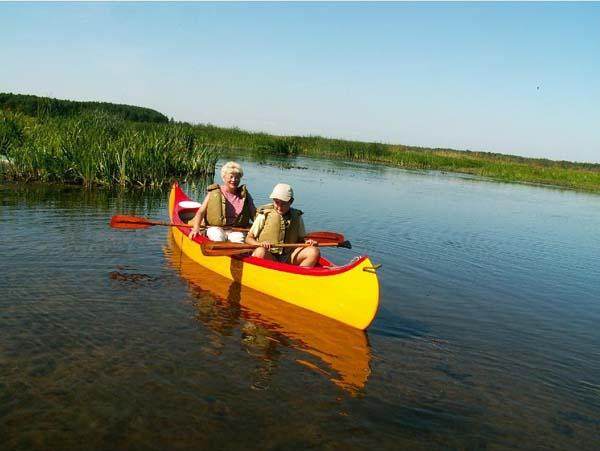 biebrza canoes