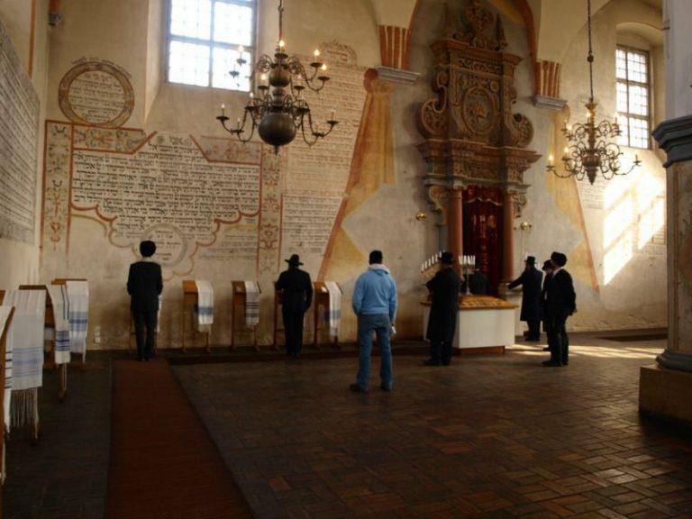biebrza safari, biebrza, synagoga